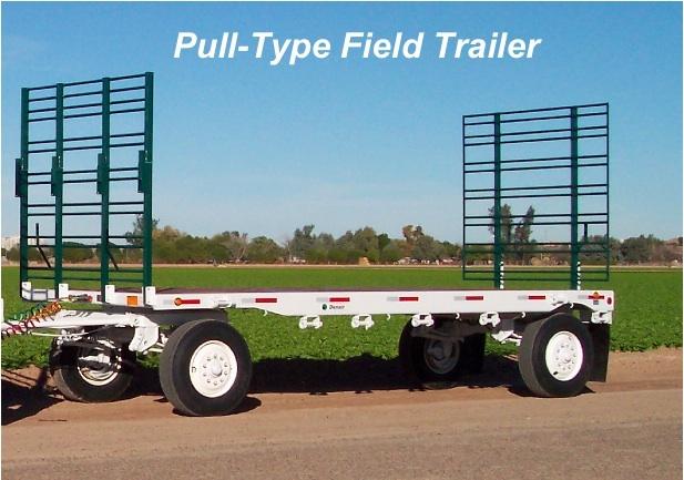 Pull-Type Field Trailer